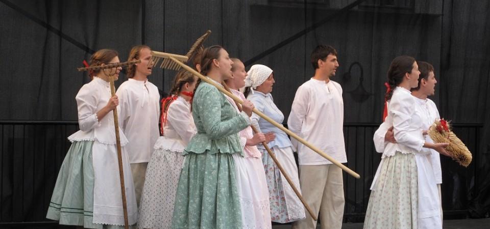 Brněnsko tančí a zpívá