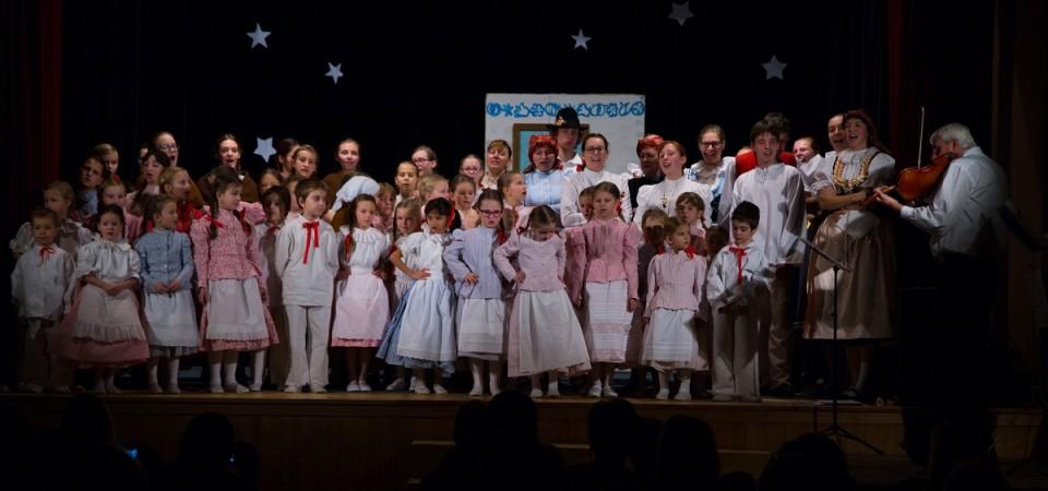 Fotky z vánočního koncertu